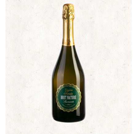 Brut Nature spumante 75 cl