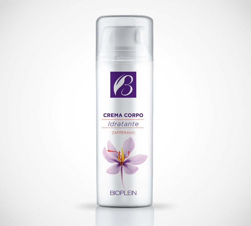 Crema corpo zafferano 150ml