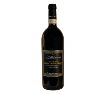 Amarone DOCG Le Mantesine